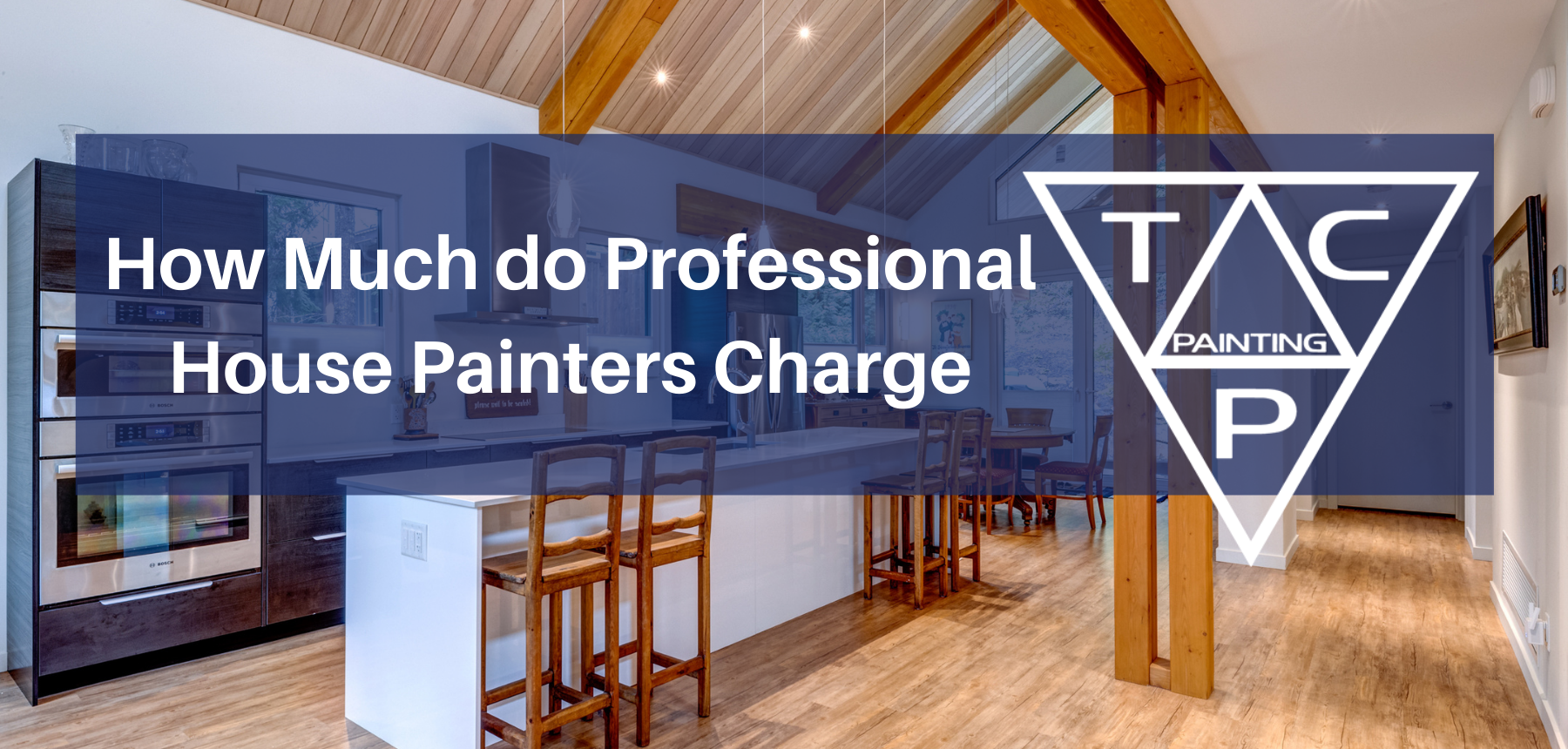 How Much Do Professional House Painters Charge?